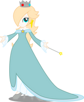 Princess Rosalina - in Equestria Girls style by AtomicMillennial