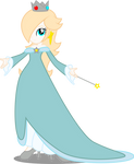 Princess Rosalina - in Equestria Girls style