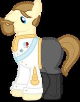 Romanov Ponies: Tsar Nicholas II