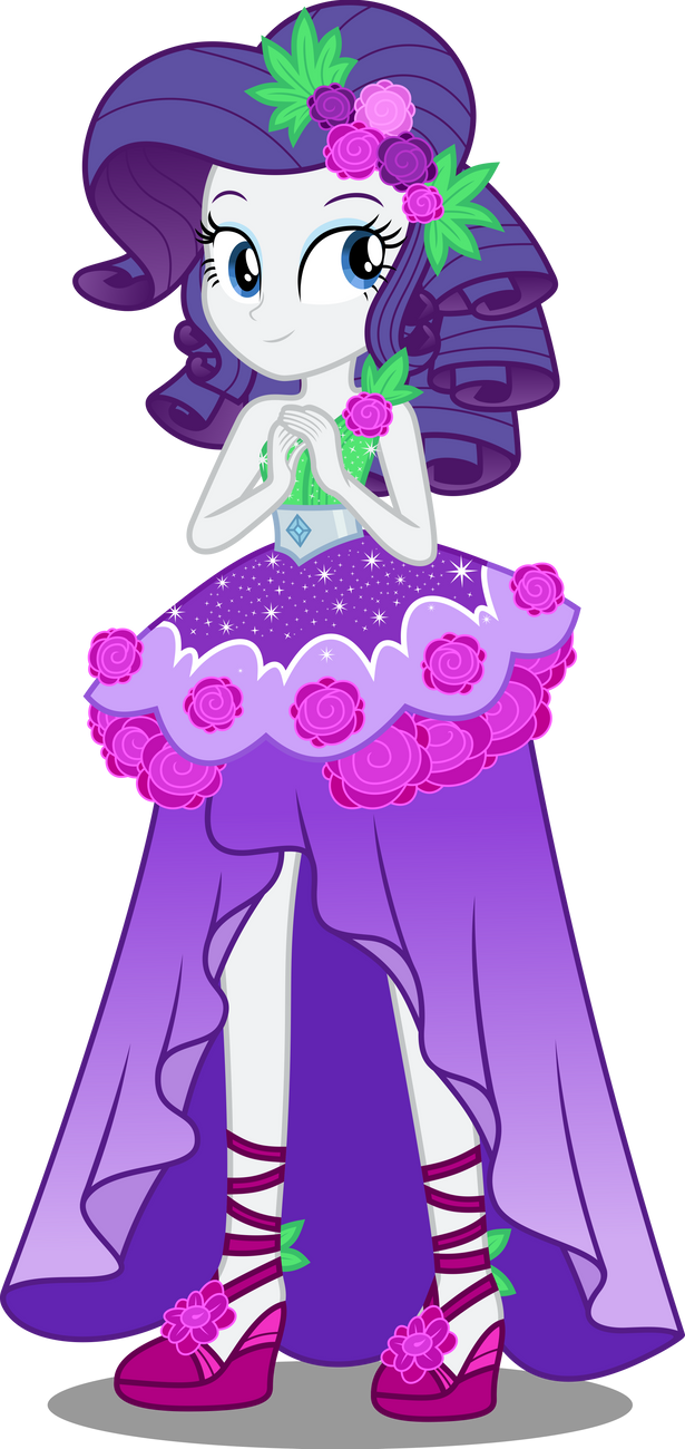 Rarity at the Crystal Ball by AtomicMillennial on DeviantArt