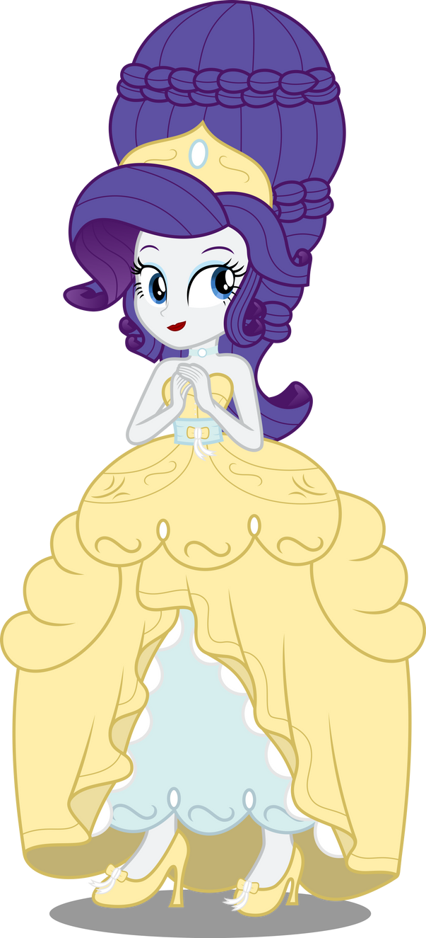 A Properly Dressed Lady by AtomicMillennial