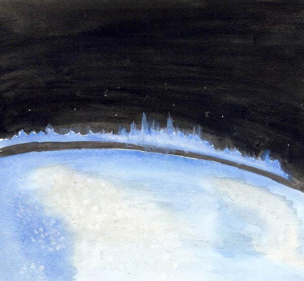 REVONTULET - aurora borealis by Pauliinita