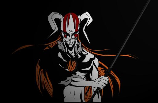 Enhanced Bankai Ichigo vs 2nd Hollow Form Ichigo