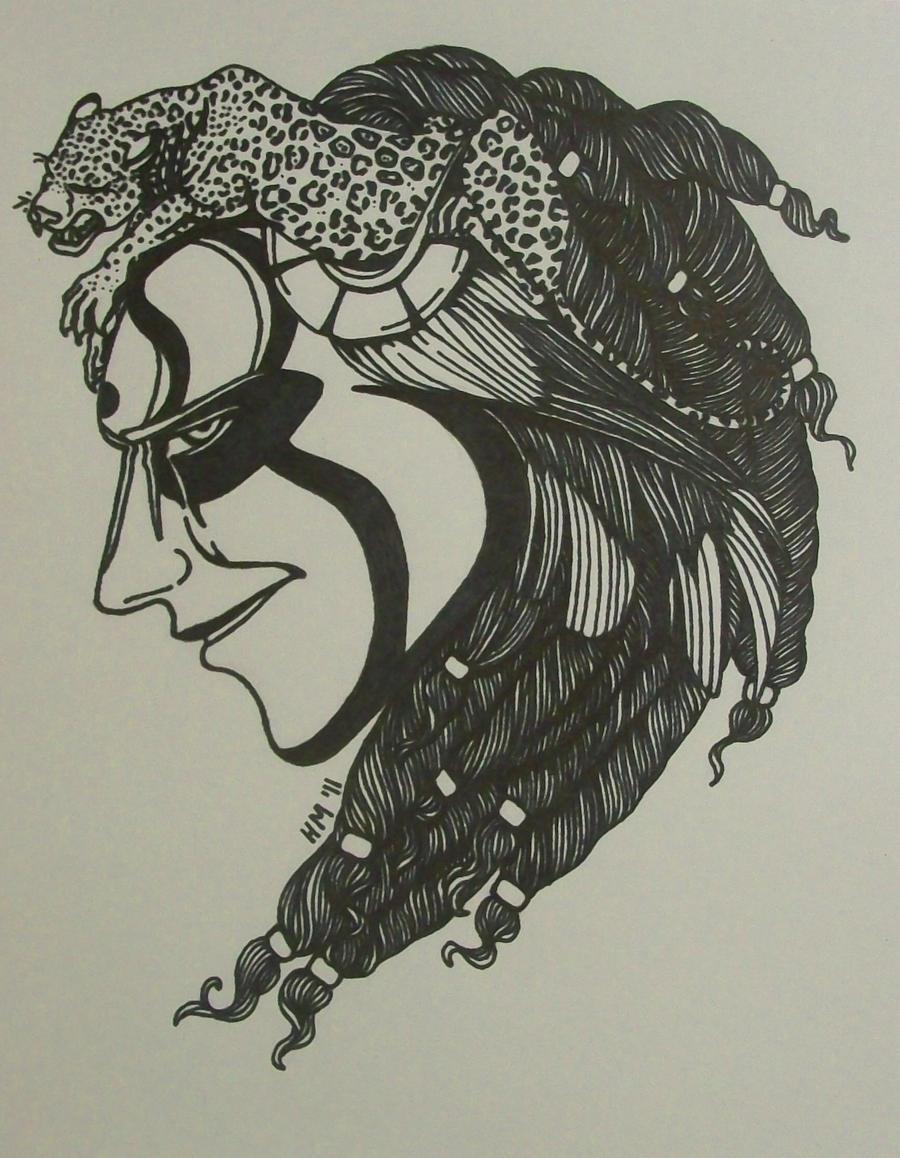 Warrior Tattoo Design 2 by Serpant02 on DeviantArt
