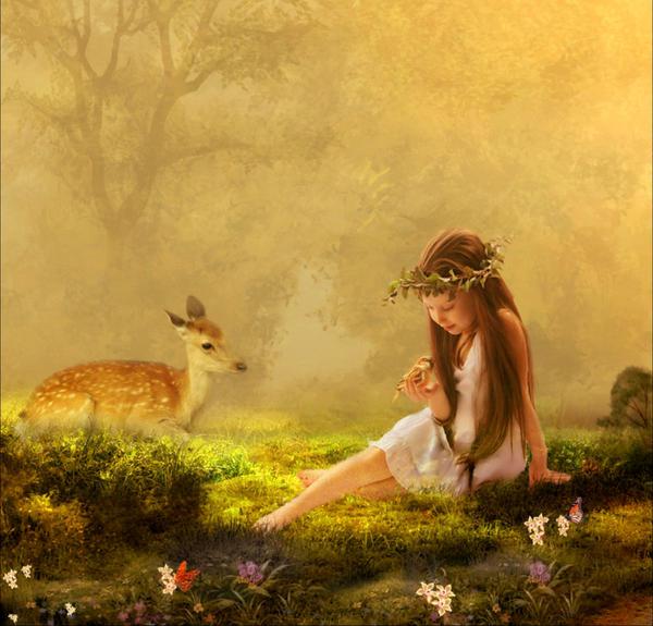 - Daughter Nature - by StahrSkrayper07