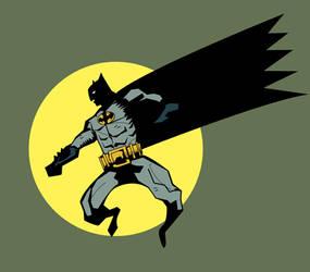 BATMAN by rodolforever