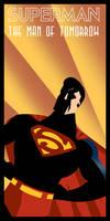 Superman Art Deco