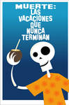vacations DEATH POSTER