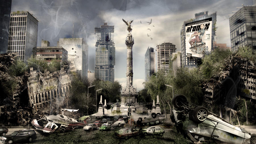 Mexico Post-Apocalyptic
