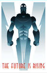 ROBOT 1 art deco