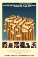 2012 spoof retro poster by rodolforever