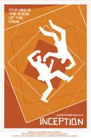INCEPTION poster B v2 by rodolforever
