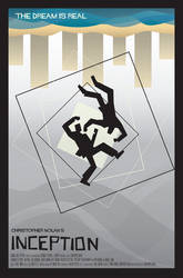 INCEPTION poster D by rodolforever