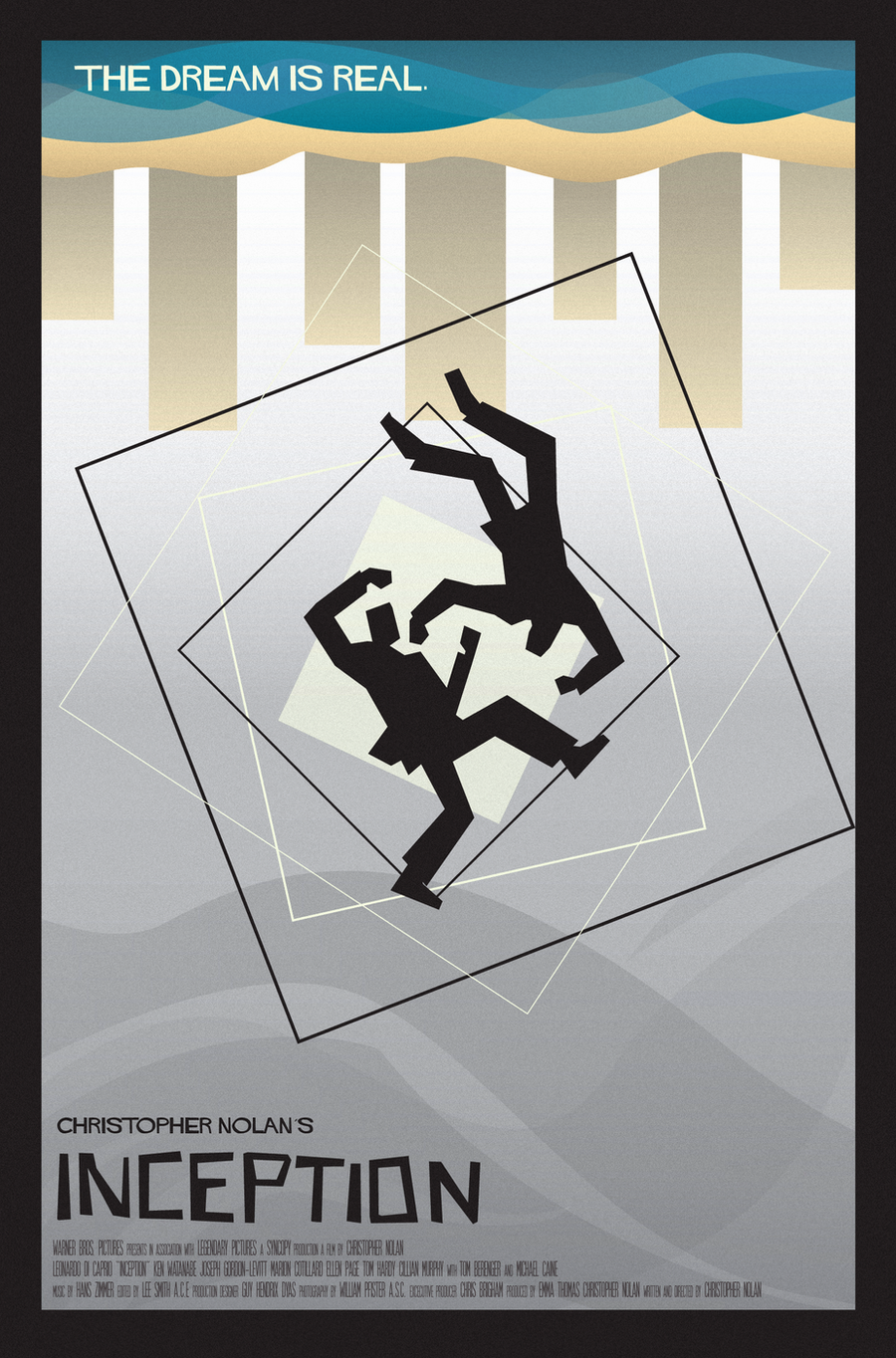 Inception Poster - Vie...