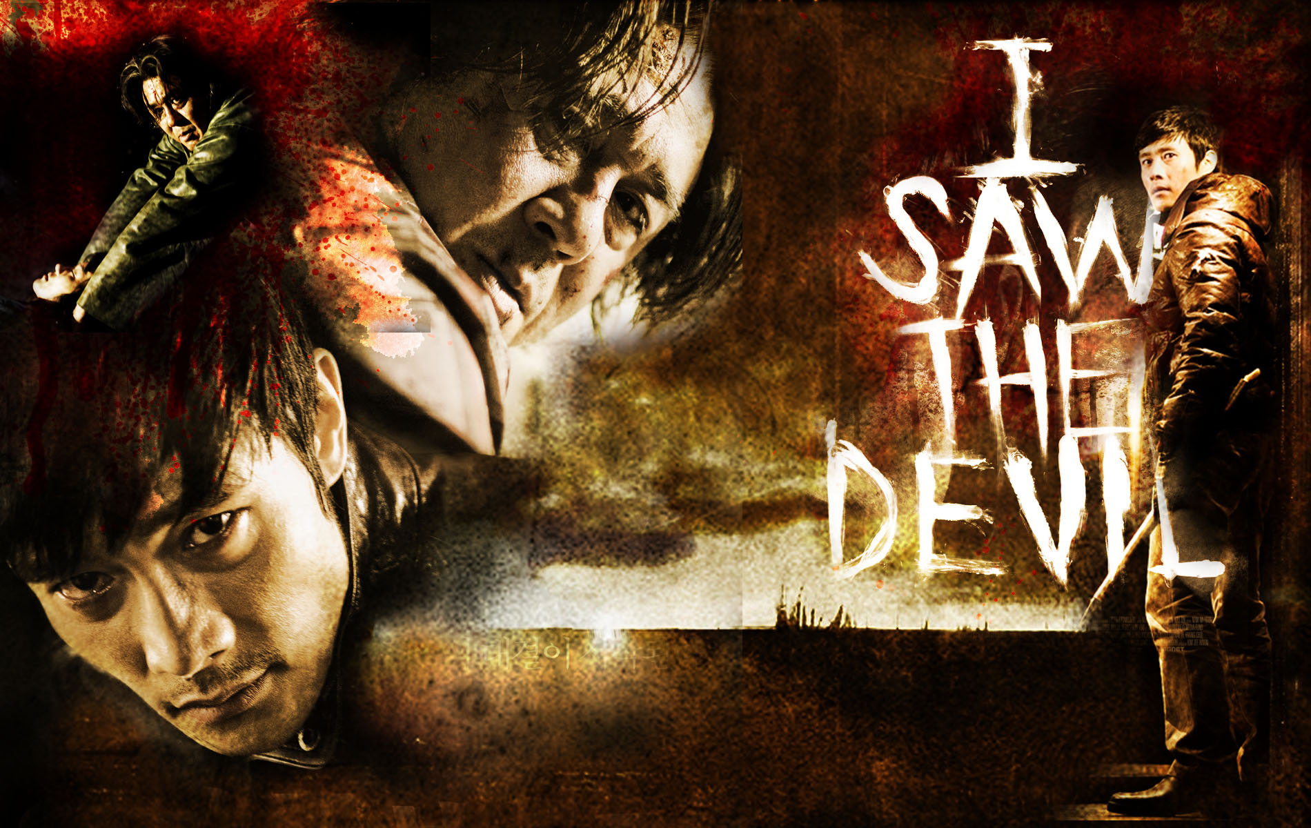 I SAW THE DEVIL wallpaper by rodolforever