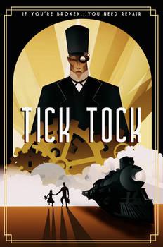 TICK TOCK movie poster