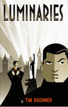 Luminaries Book cover by rodolforever