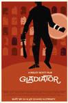 Gladiator film poster