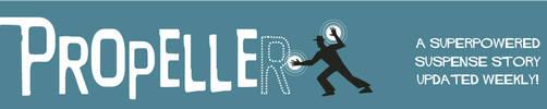 Propeller logo by rodolforever
