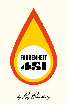 Farenheit 451 book cover