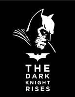 The Dark Knight Rises art by rodolforever