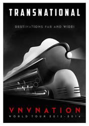 Century- VNV Nation poster 2