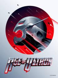 Ultron Rising poster