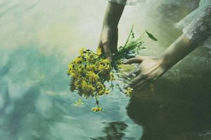 les fleurs du ophelie by mademoiselle-necro