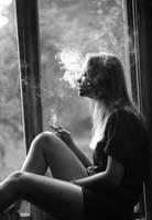 kiedy wypuszczam z papierosa dym by zulkens