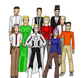 Lightbringer Cast Photo