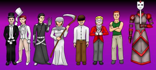 The Villains of Lightbringer