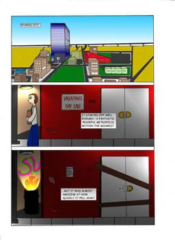 Lightbringer 01 - Page 1