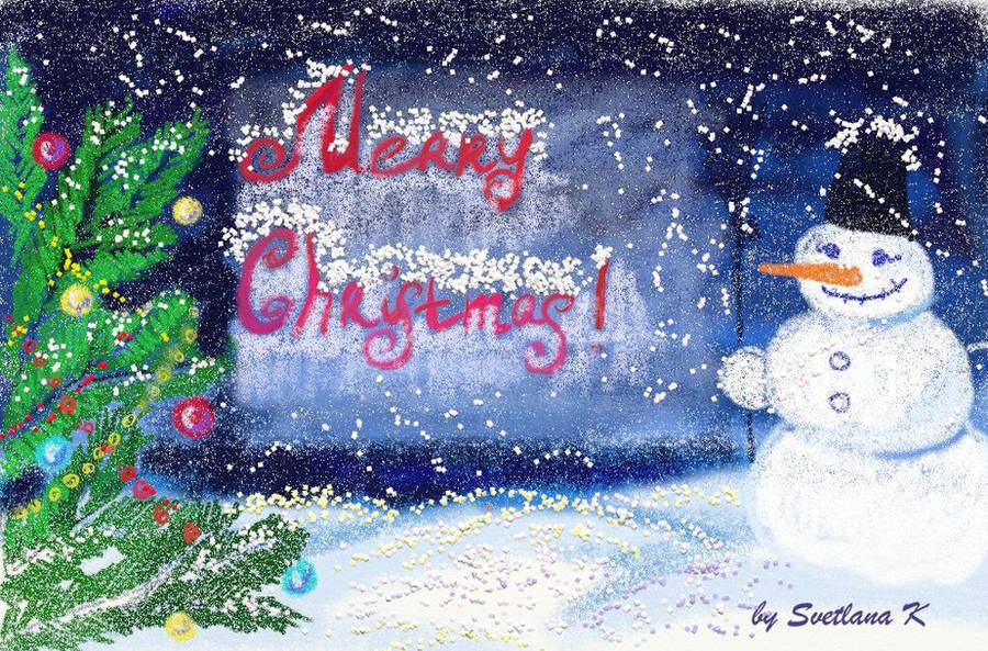 Merry Christmas My Friend.Merry Christmas My Dear Friend By Circa182 On Deviantart
