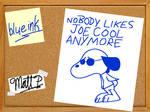 Blue Ink- My Dog is a Liar