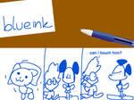 Blue Ink- Tem