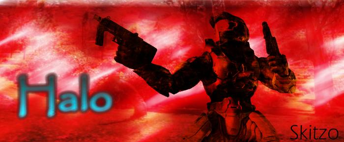 Halo Battlefield Intense