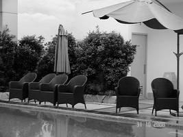 pool deck at 24th floor by LeightonLee