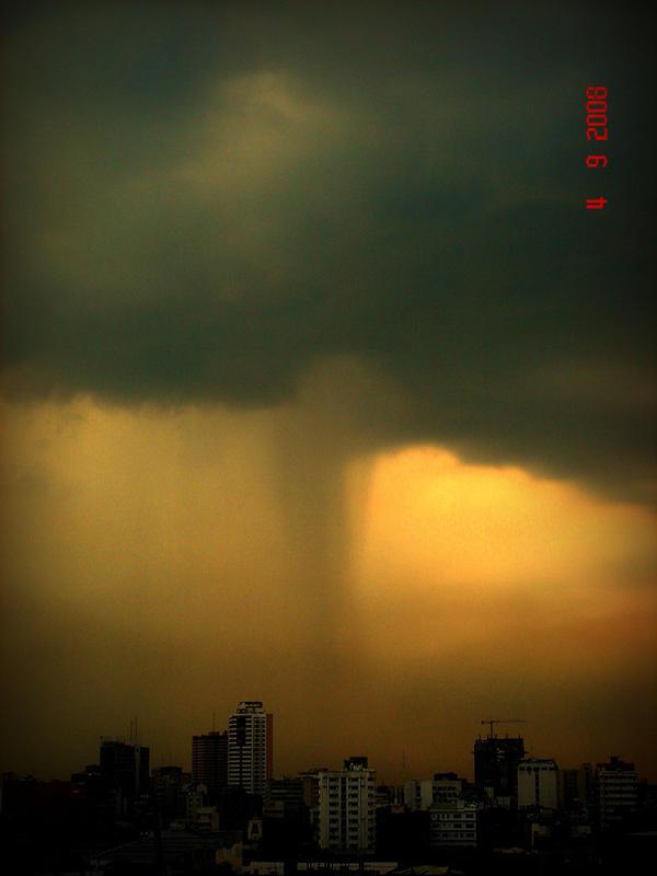 clouds stirring by LeightonLee