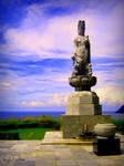 Jibo Kannon Stone Buddha