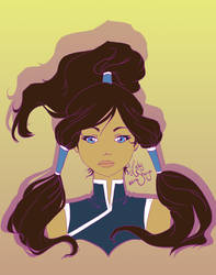 Avatar Korra - Profile by Lady-Shugo