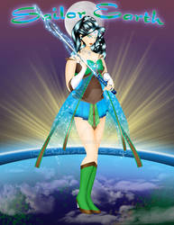 Sailor Earth by Audreydrew