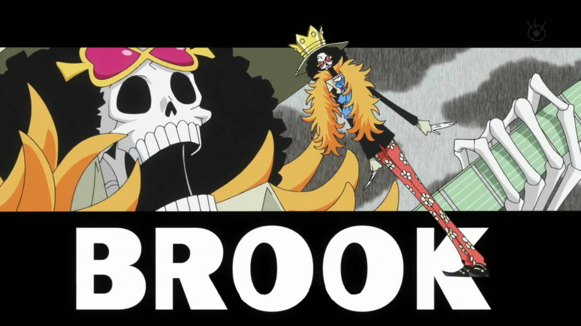 One Piece Brook 720p Wallpaper 2 By Gildarts Clive On Deviantart