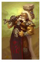 the KING of DWARVES