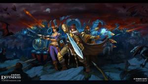 Defenders by Guro