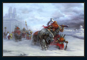 HOMM 5: Lords of the north by Guro