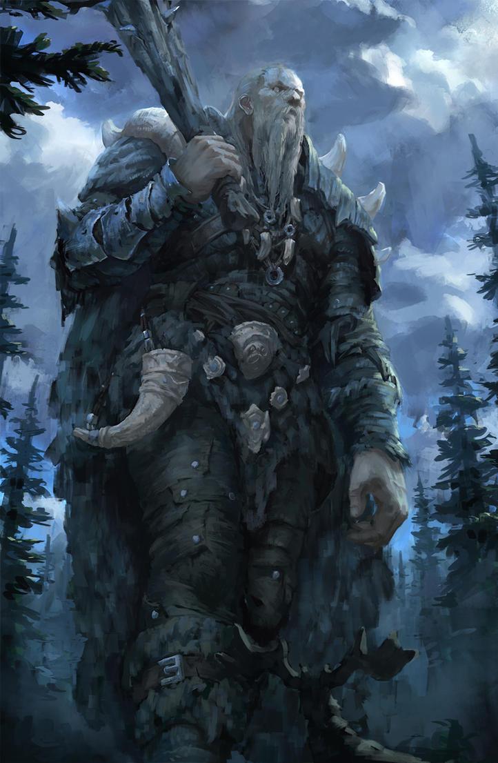 giant by Llyncis on DeviantArt