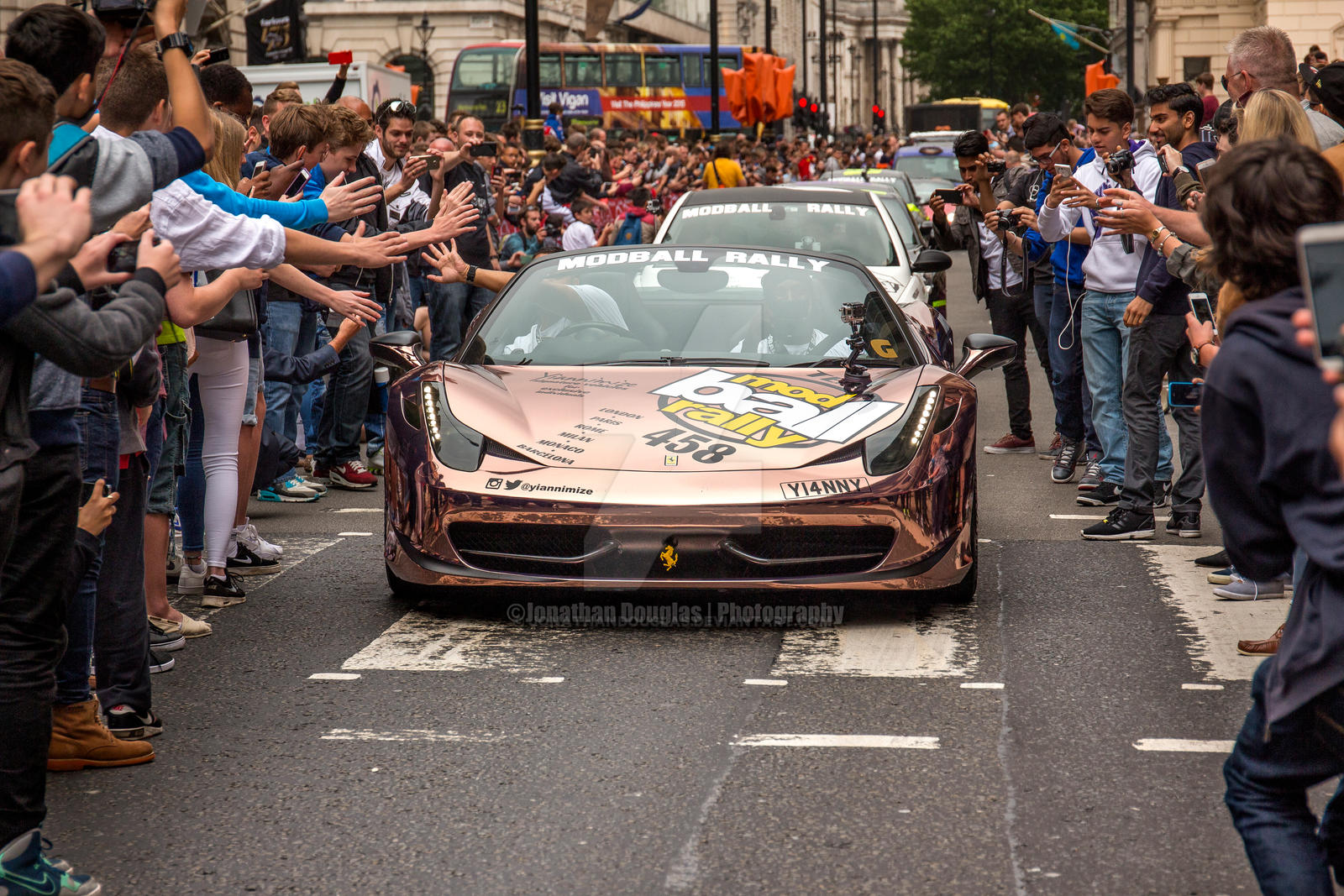Rose Gold Ferrari 458 By Jonathandouglas On Deviantart