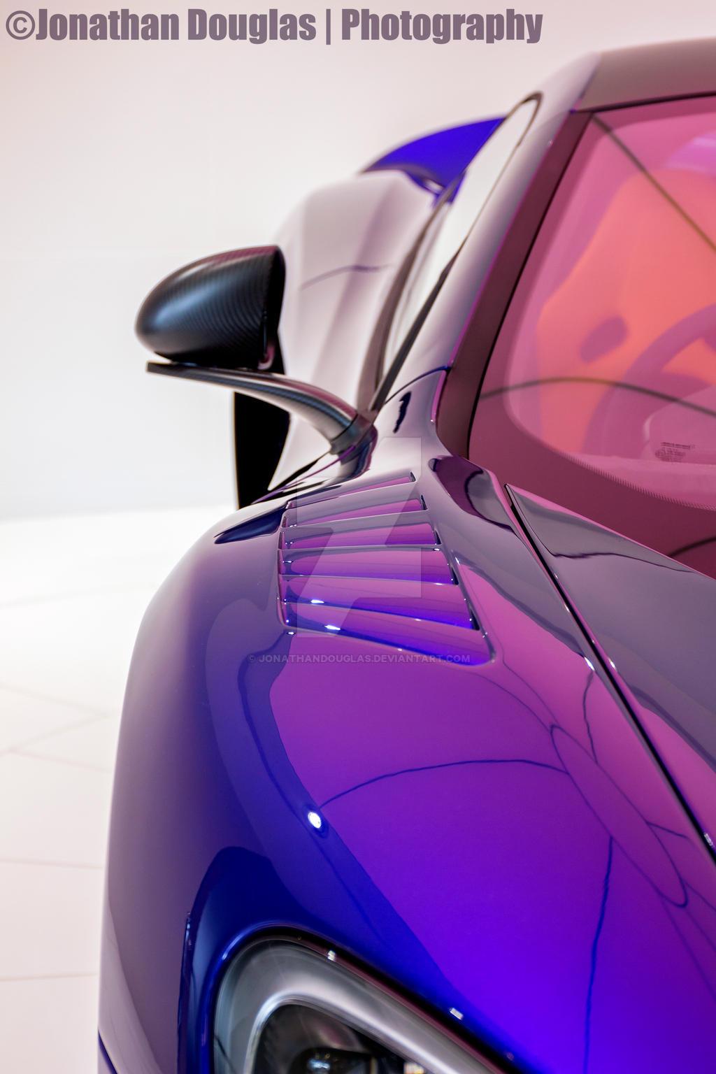 MSO Lantana Purple McLaren 675LT by JonathanDouglas on ...