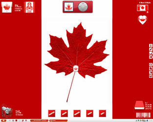 Canada Kicks Ass by heynomi4u