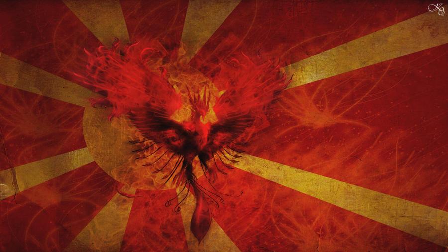 phoenix rising by killa02
